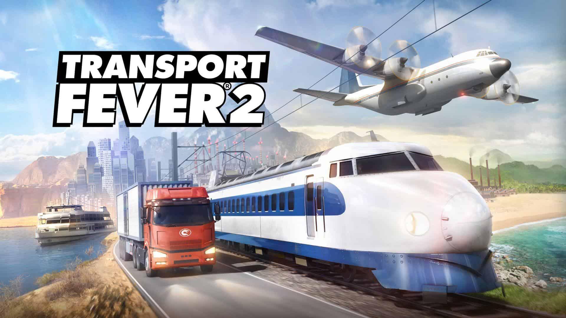 Transport fever 2 promo kep